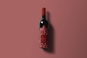 Wine labeling design
