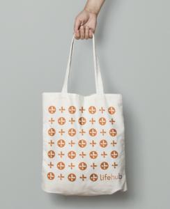 Tote Bag LifeHub