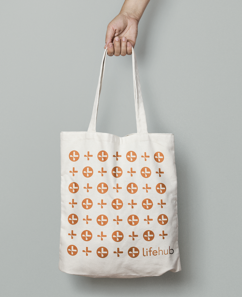 Tote Bag LifeHub