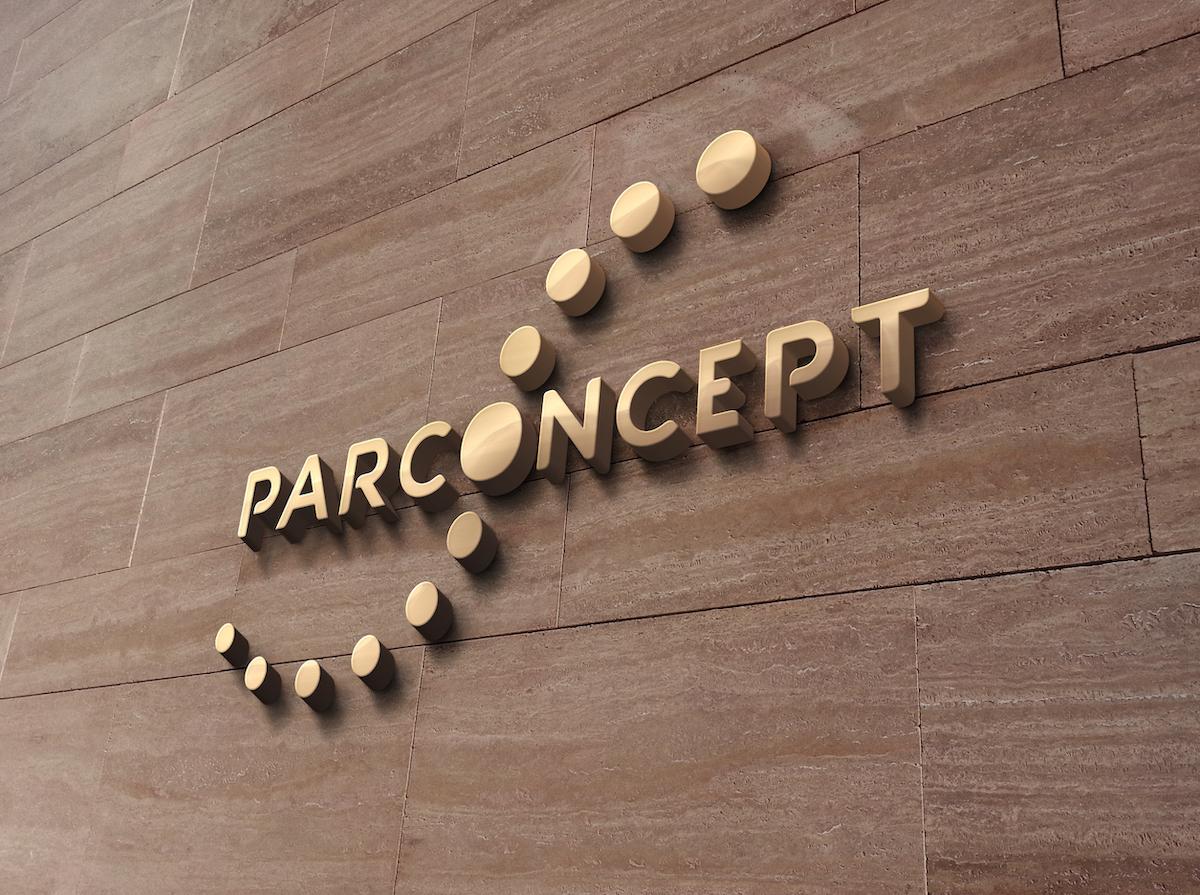 ParConcept Logo Design