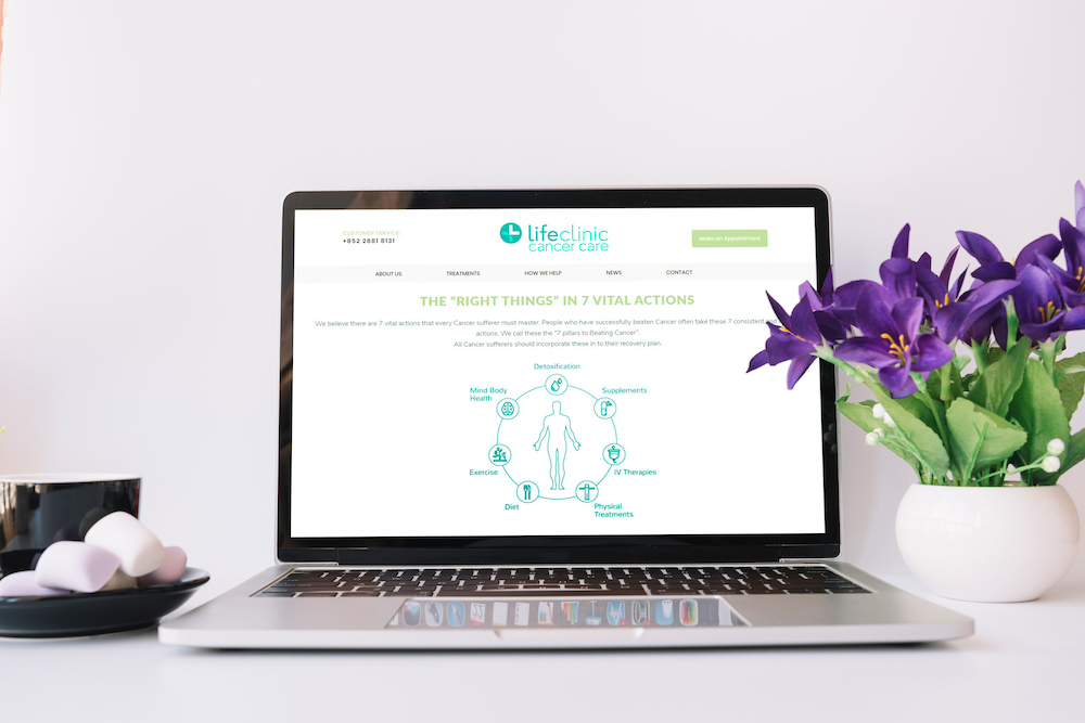 Cancer Care Clinic web