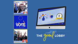 The Good Lobby EP elections